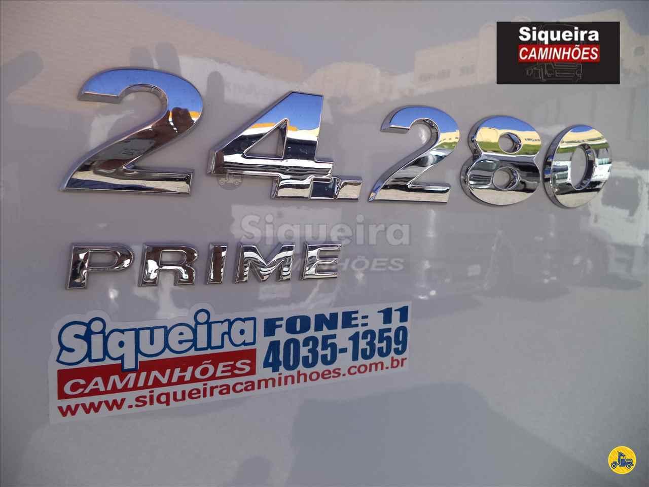 VOLKSWAGEN VW 24280 576km 2021/2022 Siqueira Caminhões