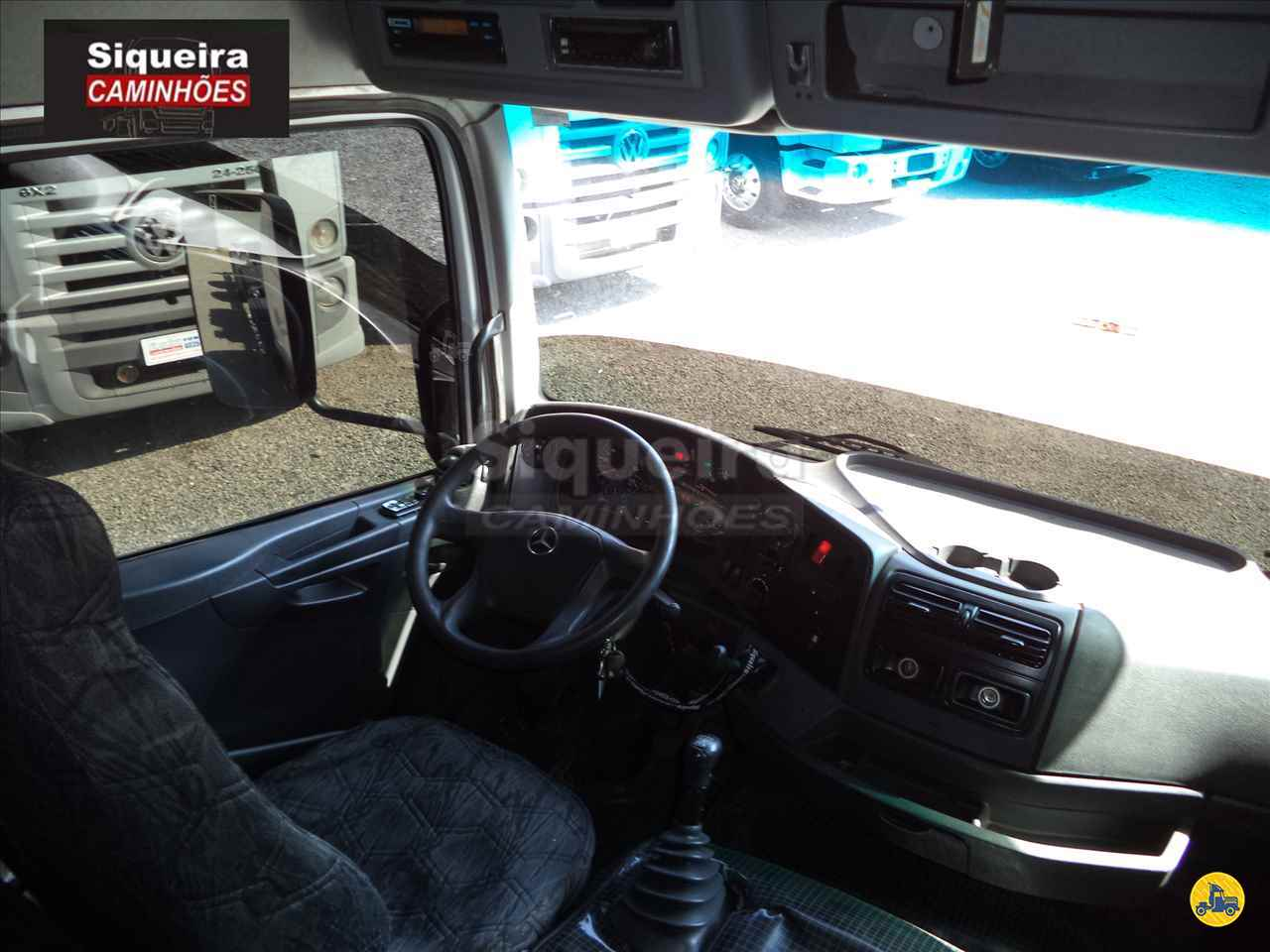 MERCEDES-BENZ MB 2426 0km 2013/2013 Siqueira Caminhões