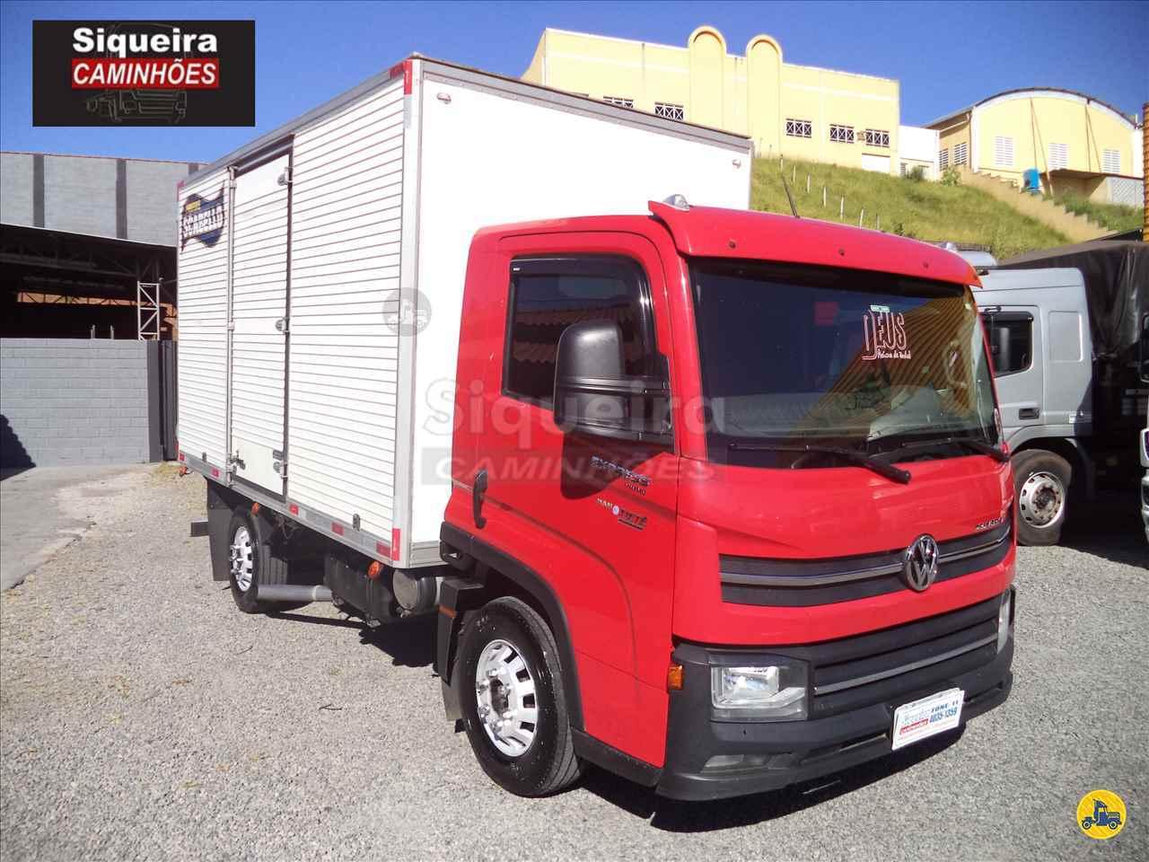 CAMINHAO VOLKSWAGEN DELIVERY EXPRESS Baú Furgão 3/4 4x2 Siqueira Caminhões BRAGANCA PAULISTA SÃO PAULO SP