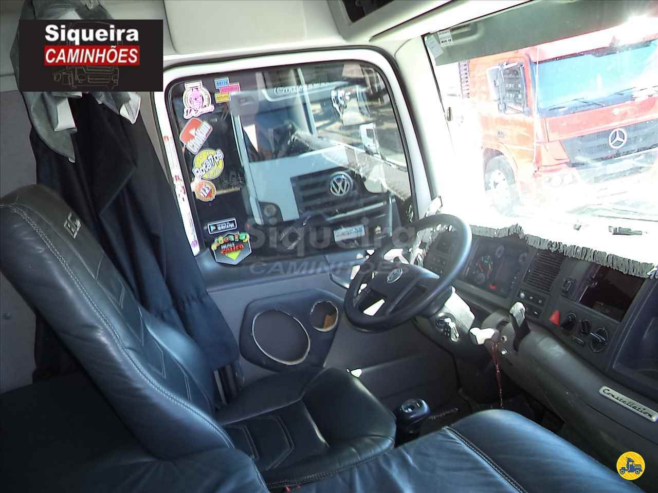 VOLKSWAGEN VW 25390 750000km 2014/2014 Siqueira Caminhões