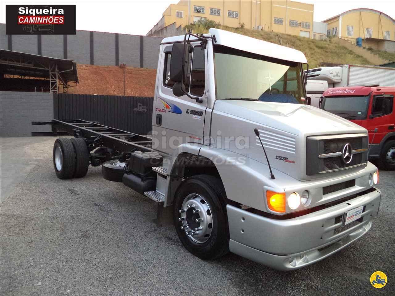 CAMINHAO MERCEDES-BENZ MB 1620 Chassis Toco 4x2 Siqueira Caminhões BRAGANCA PAULISTA SÃO PAULO SP