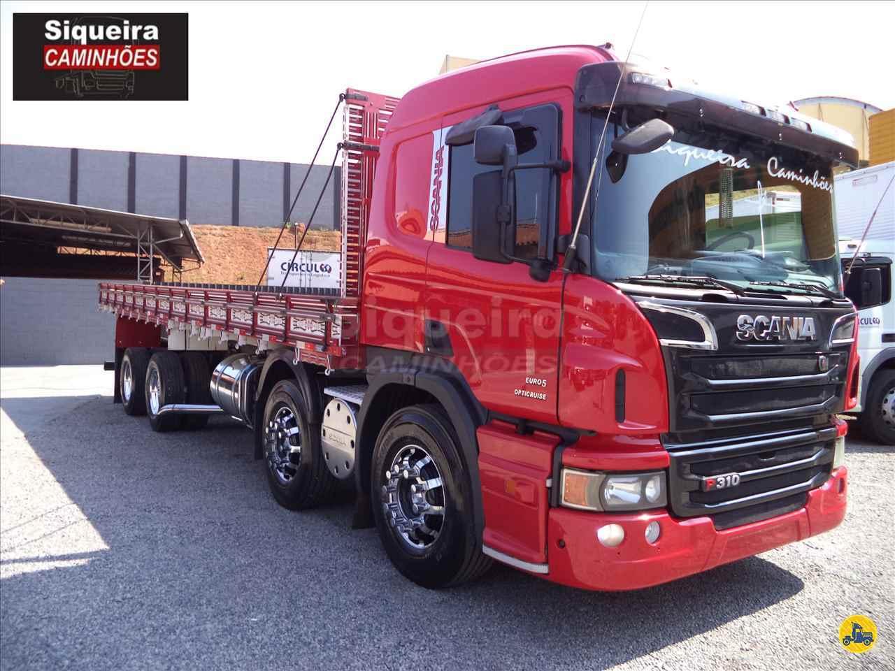 CAMINHAO SCANIA SCANIA P310 Carga Seca BiTruck 8x2 Siqueira Caminhões BRAGANCA PAULISTA SÃO PAULO SP