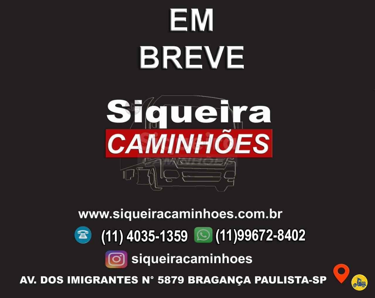 CAMINHAO FORD CARGO 2422 Chassis Truck 6x2 Siqueira Caminhões BRAGANCA PAULISTA SÃO PAULO SP