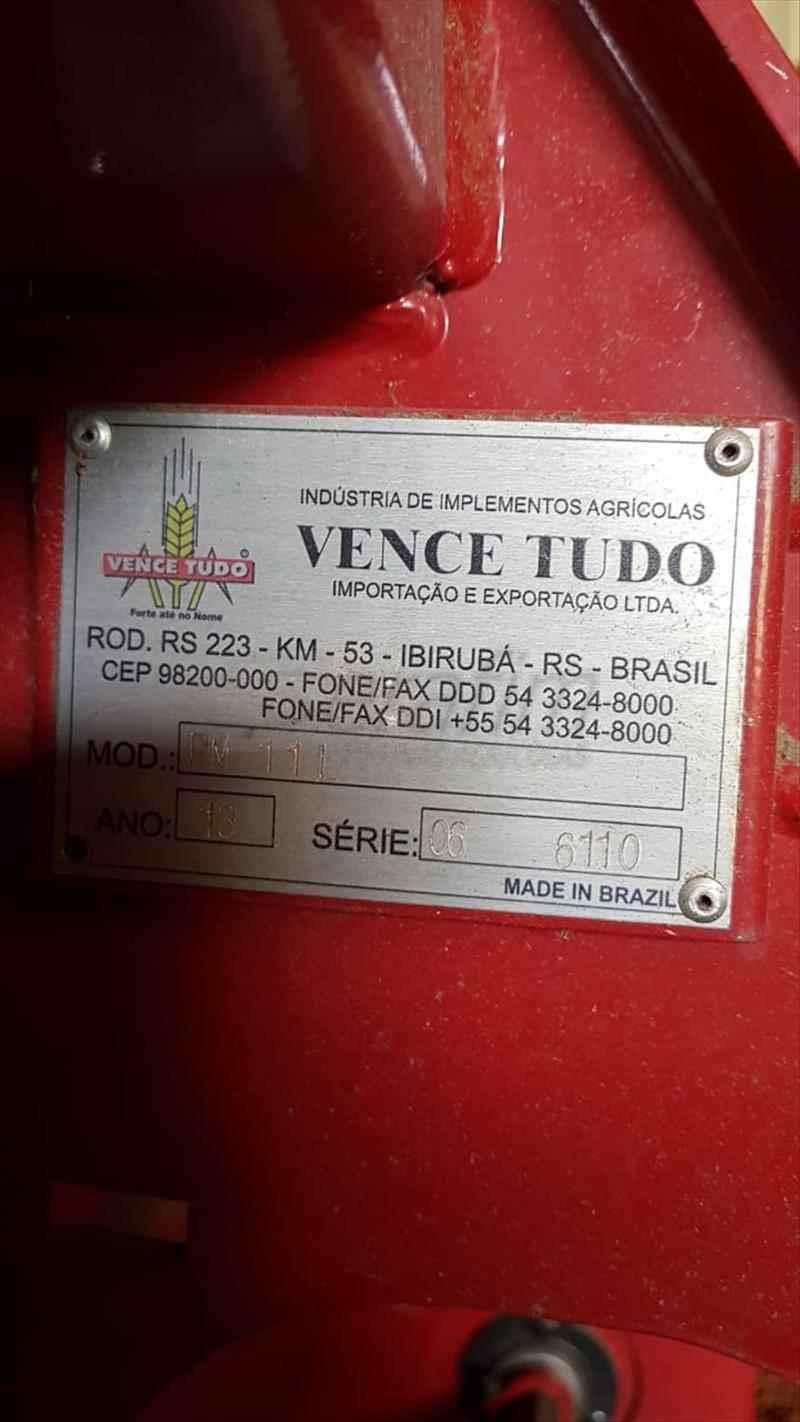 VENCE TUDO BOCUDA  2013/2013 Serafim Máquinas Agrícolas