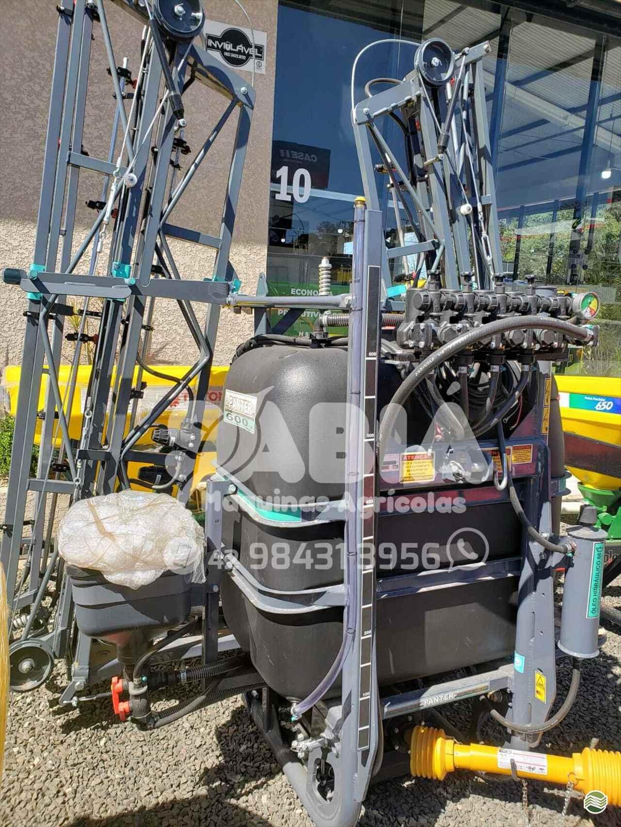 PULVERIZADOR PANTER PANTER 600 Acoplado Hidráulico Sabiá Máquinas Agrícolas - Landini IRATI PARANÁ PR