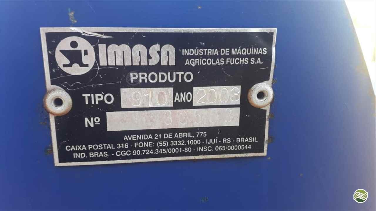 IMASA PLANTUM 910  2003/2003 Rio Máquinas Agrícolas