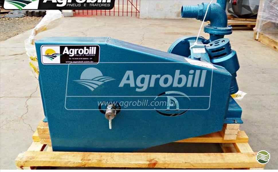 IRRIGAÇÃO BOMBA DE IRRIGAÇÃO  2019 AGROBILL Tratores & Implementos Agrícolas