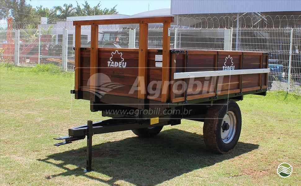 CARRETA AGRÍCOLA CARRETA CARROCERIA  20 AGROBILL Tratores & Implementos Agrícolas