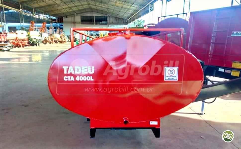 CARRETA TANQUE TANQUE 4000 LITROS  20 AGROBILL Tratores & Implementos Agrícolas