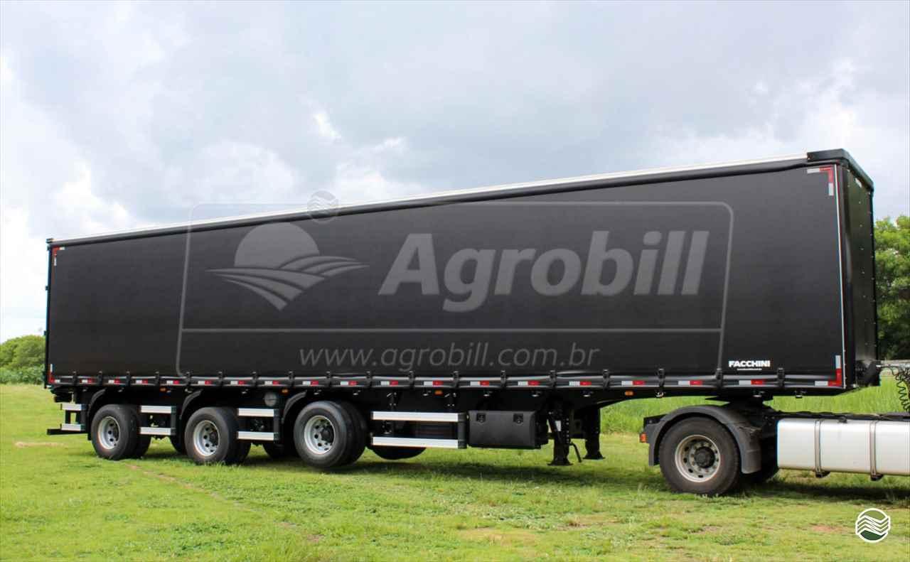 SEMI-REBOQUE BAU SIDER  2021/2021 AGROBILL Tratores & Implementos Agrícolas