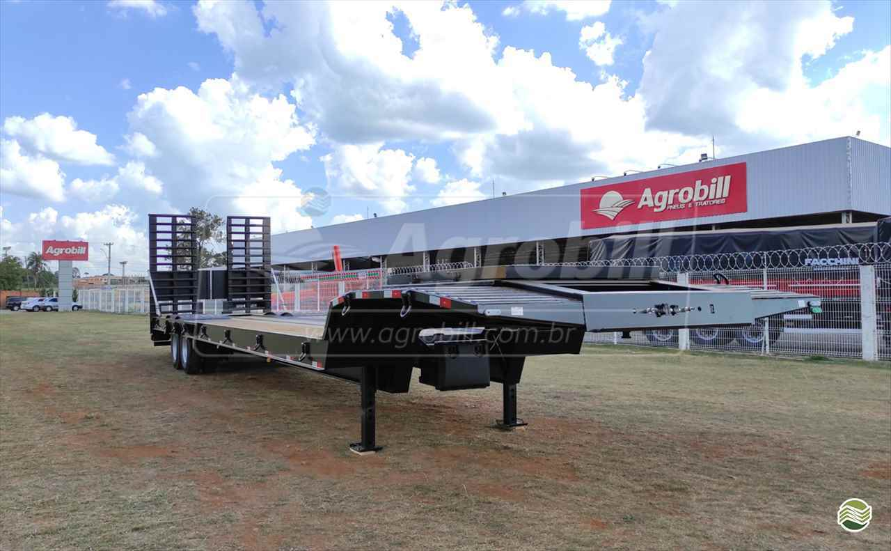 SEMI-REBOQUE PRANCHA  2021/2021 AGROBILL Tratores & Implementos Agrícolas