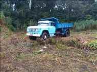 GM D70 1km 1977/1977 Mercadão da Terra Implementos Agrícolas