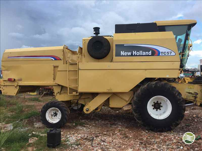 NEW HOLLAND TC 57  2003/2003 Agrícola Orimak