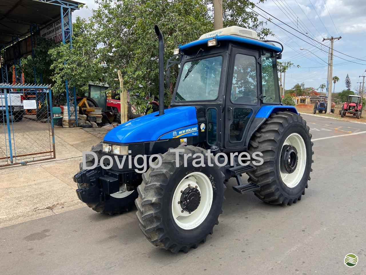 NEW HOLLAND NEW TL 85  2011/2011 Dovigo Tratores