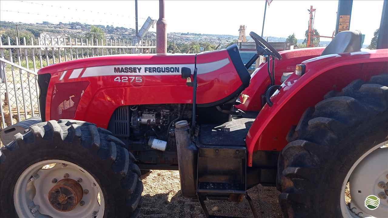 TRATOR MASSEY FERGUSON MF 4275 Tração 4x4 Pato Implementos PALMEIRA PARANÁ PR