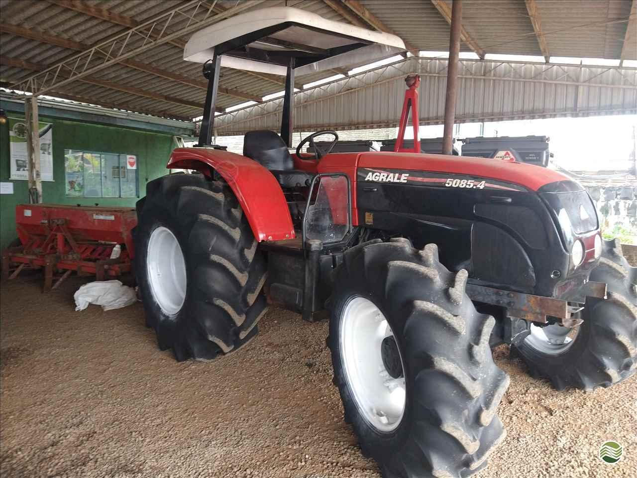 TRATOR AGRALE AGRALE 5085 Tração 4x4 P. M. Muller Maquinas e Implementos Agrícolas SALTO DO LONTRA PARANÁ PR
