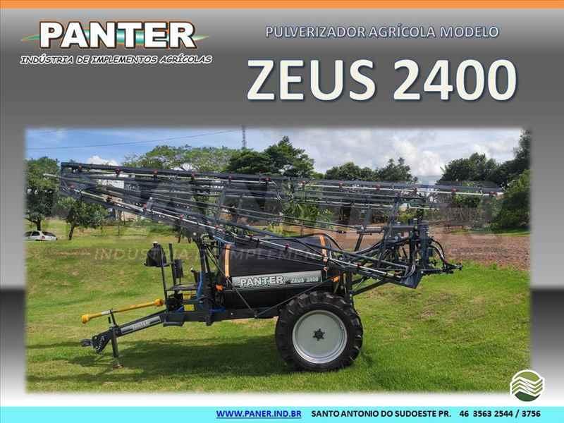 PULVERIZADOR PANTER ZEUS 2400 Arrasto Canello Equipamentos SANTO ANTONIO DO SUDOESTE PARANÁ PR