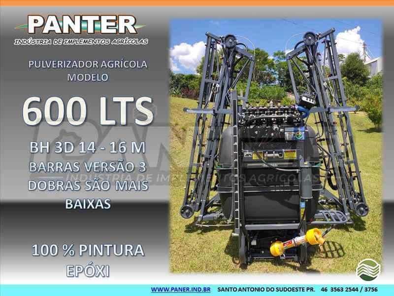 PULVERIZADOR PANTER PANTER 800 Acoplado Hidráulico Canello Equipamentos SANTO ANTONIO DO SUDOESTE PARANÁ PR