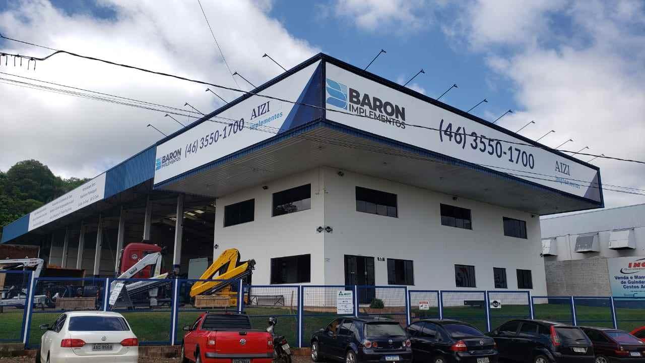 Foto da Loja da Baron Implementos