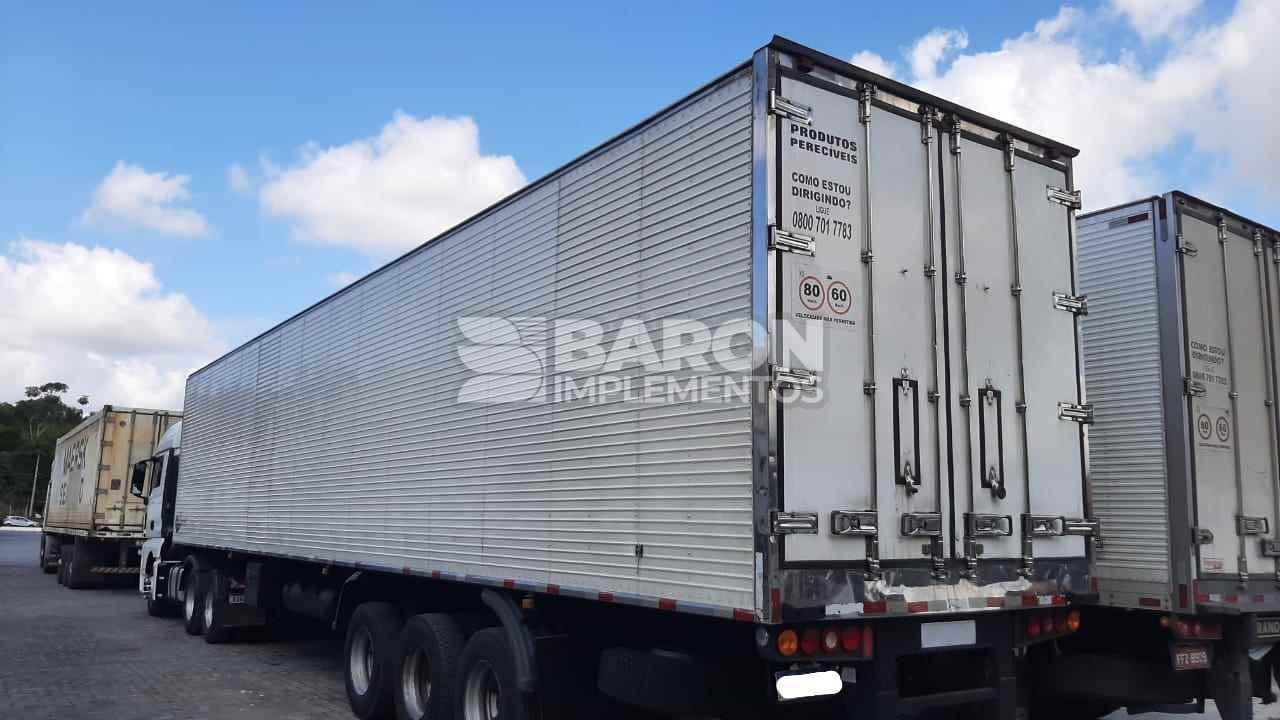 CARRETA SEMI-REBOQUE FRIGORIFICO Baron Implementos RENASCENCA PARANÁ PR