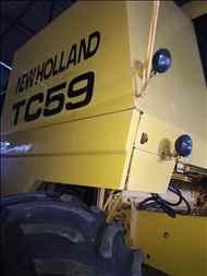 NEW HOLLAND TC 59  2005/2005 Edson Máquinas
