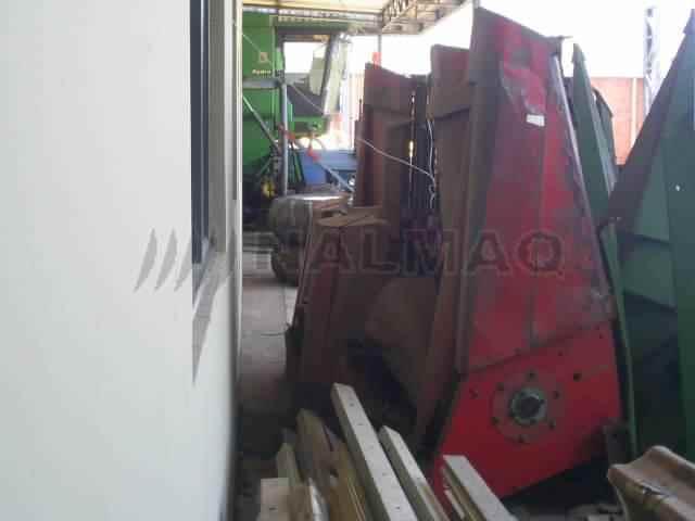 PLATAFORMA COLHEITADEIRA MASSEY FERGUSON MILHO Nalmaq Máquinas Agrícolas SAO MATEUS DO SUL PARANÁ PR