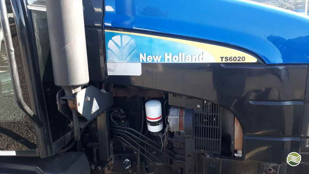 NEW HOLLAND NEW TS 6020  2010/2010 RD Tratores