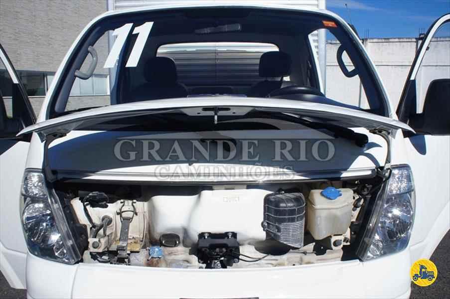 KIA MOTORS Bongo K-2500 231830km 2010/2011 Grande Rio Caminhões