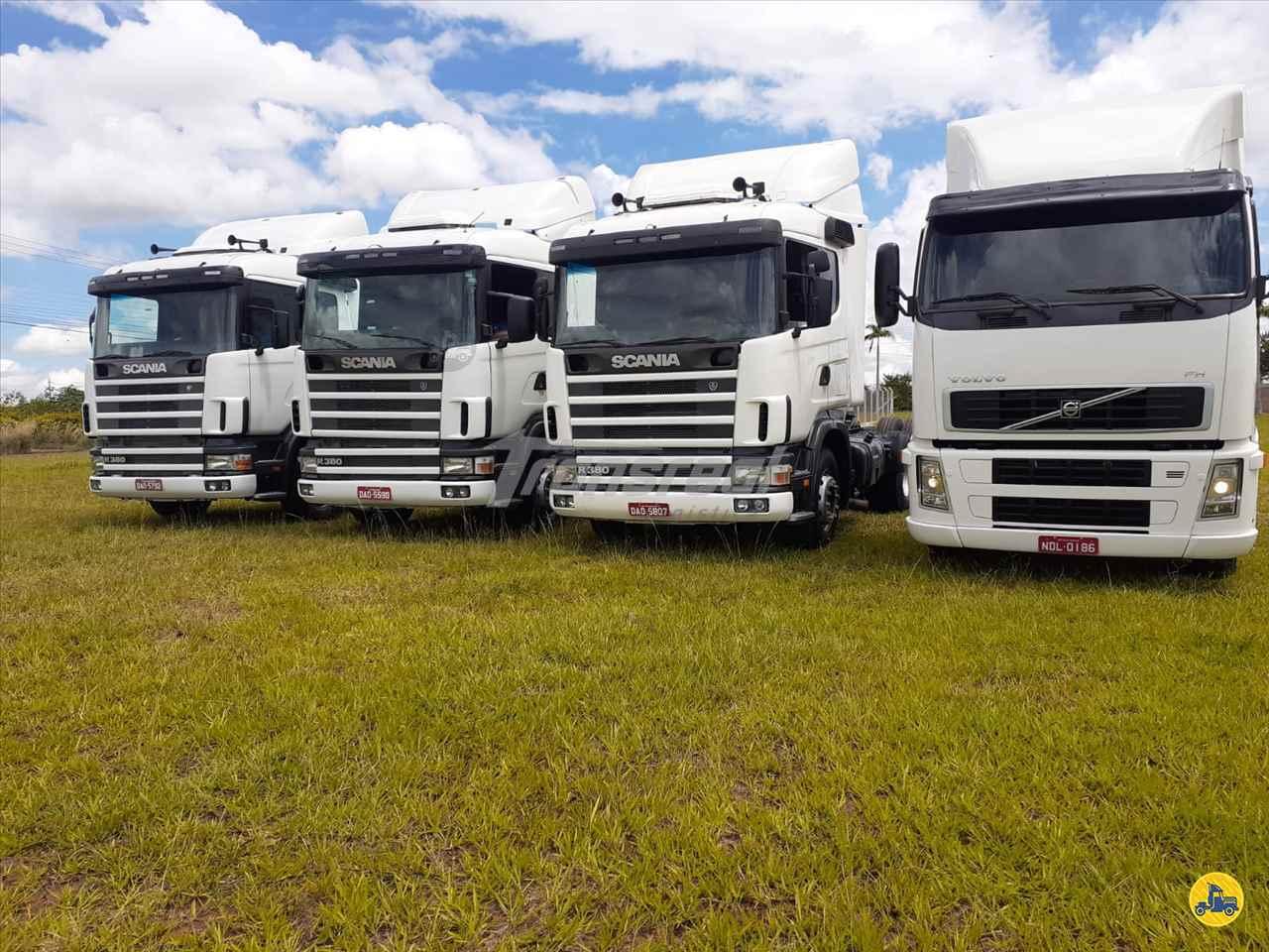 CAMINHAO SCANIA SCANIA 380 Cavalo Mecânico Truck 6x2 Transportadora Trans Real São José do Rio Preto SÃO PAULO SP