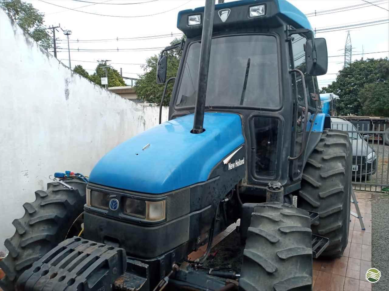 TRATOR NEW HOLLAND NEW TL 75 Tração 4x4 Dalzotto Equipamentos Agrícolas PRUDENTOPOLIS PARANÁ PR