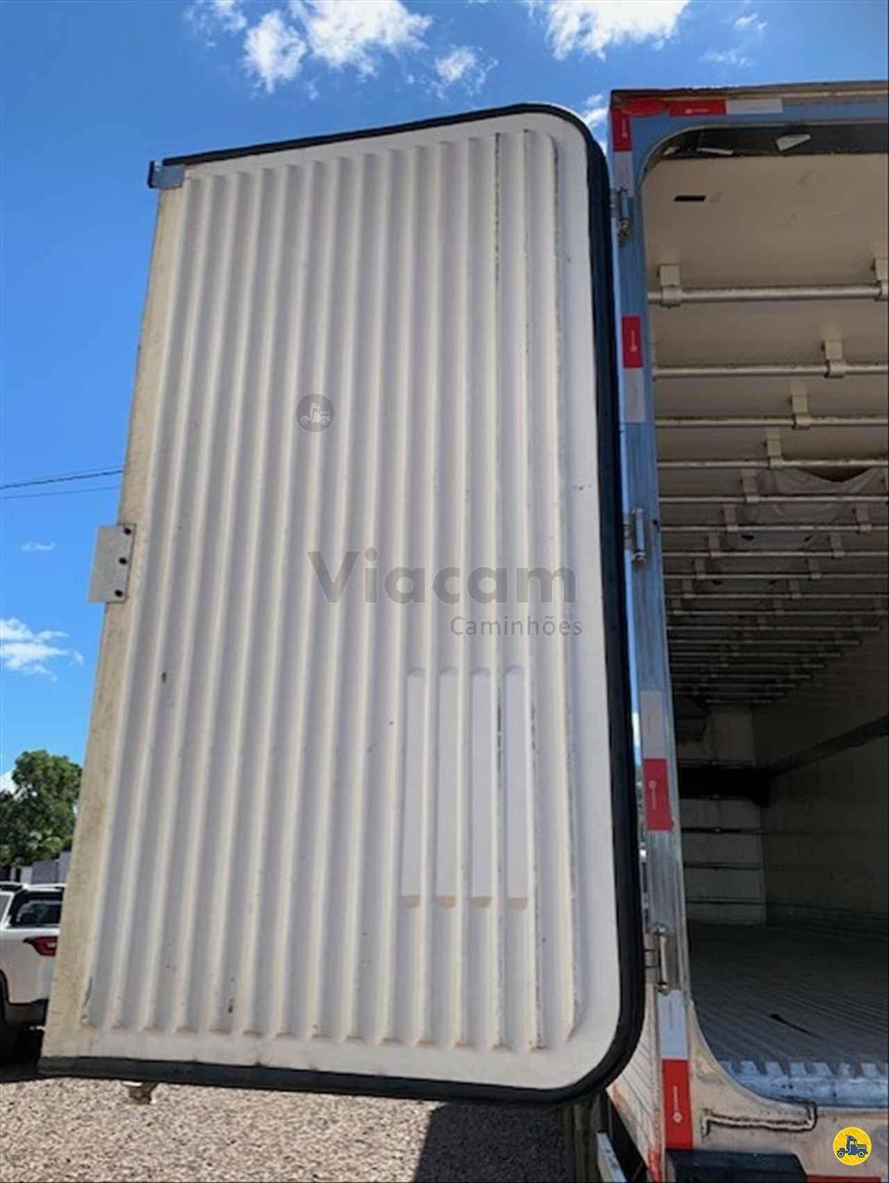 TRUCK BAU FRIGORIFICO 1km 2012 Viacam Caminhões