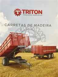 CARRETA AGRÍCOLA CARRETA CARROCERIA  2021 Terra Mais Implementos Agrícolas