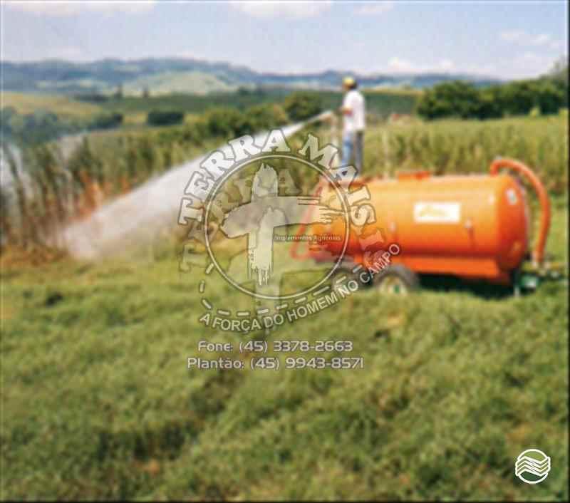 DISTRIBUIDOR ADUBO ORGÂNICO LÍQUIDO  2021 Terra Mais Implementos Agrícolas