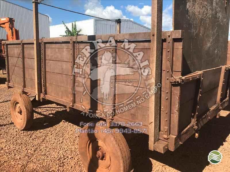 CARRETA AGRÍCOLA CARRETA CARROCERIA  2000 Terra Mais Implementos Agrícolas