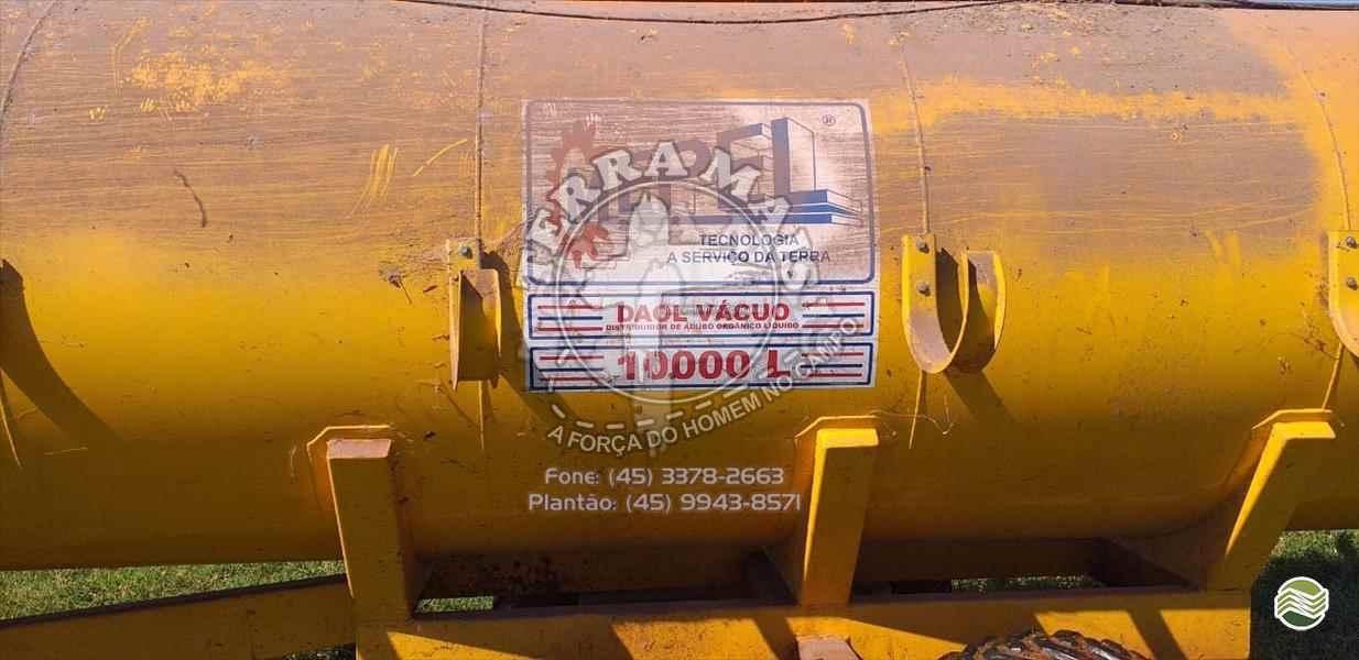 DISTRIBUIDOR DISTRIBUIDOR 10000  2016 Terra Mais Implementos Agrícolas