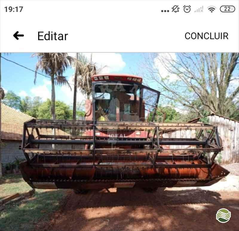 COLHEITADEIRA IDEAL IDEAL 1175 Terra Mais Implementos Agrícolas TOLEDO PARANÁ PR