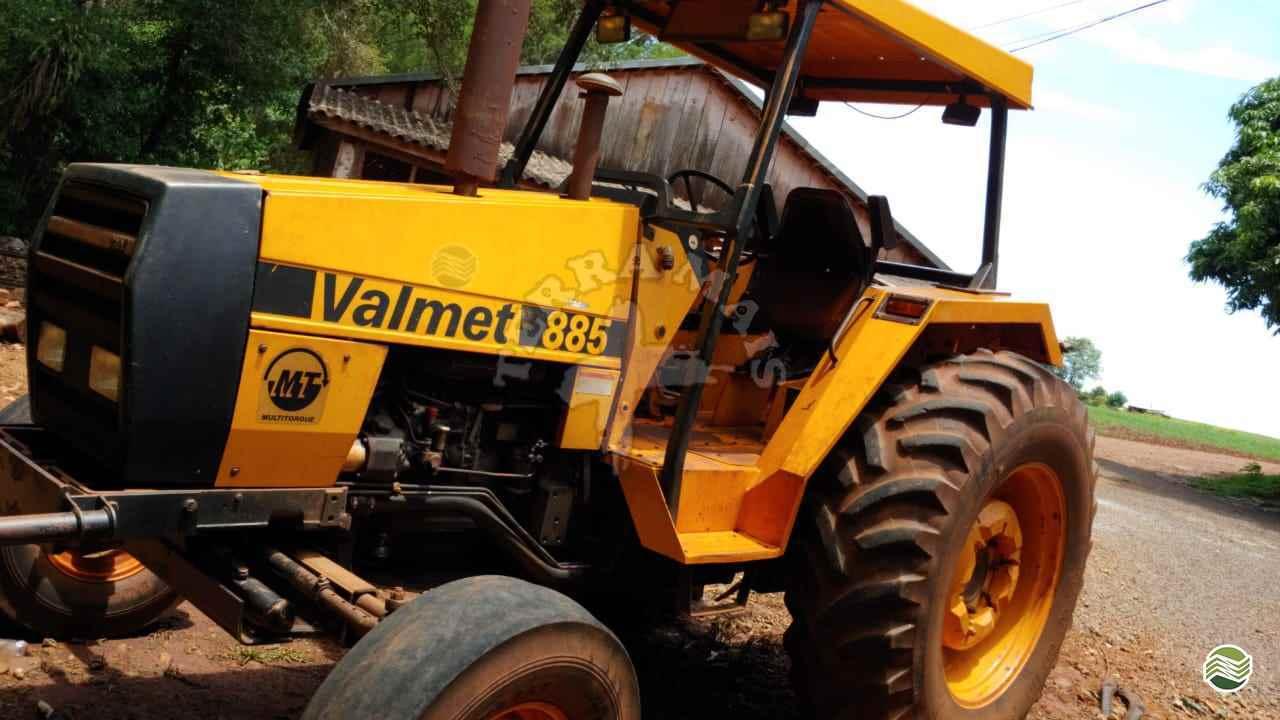 VALMET VALMET 885  1991/1991 Terra Mais Implementos Agrícolas