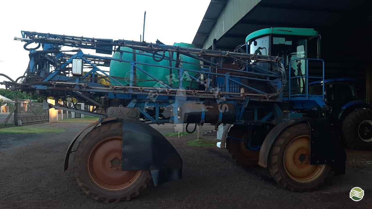 PULVERIZADOR MONTANA BOXER 2021 Tração 4x2 Terra Mais Implementos Agrícolas TOLEDO PARANÁ PR
