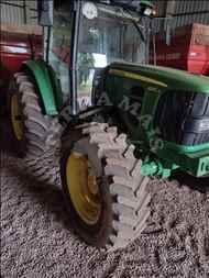 JOHN DEERE JOHN DEERE 6110  2011/2011 Terra Mais Implementos Agrícolas