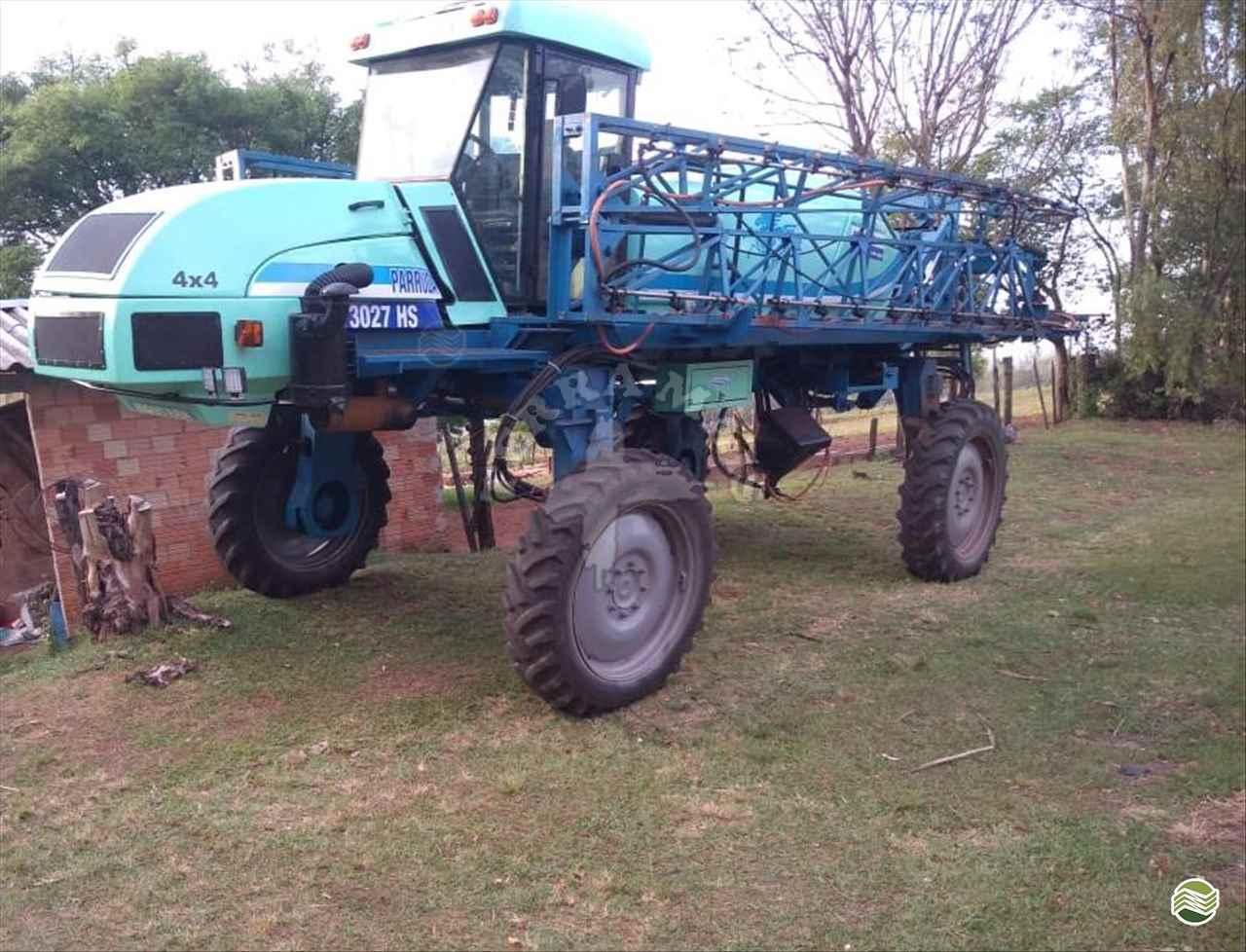 PULVERIZADOR MONTANA PARRUDA 3027 Tração 4x4 Terra Mais Implementos Agrícolas TOLEDO PARANÁ PR
