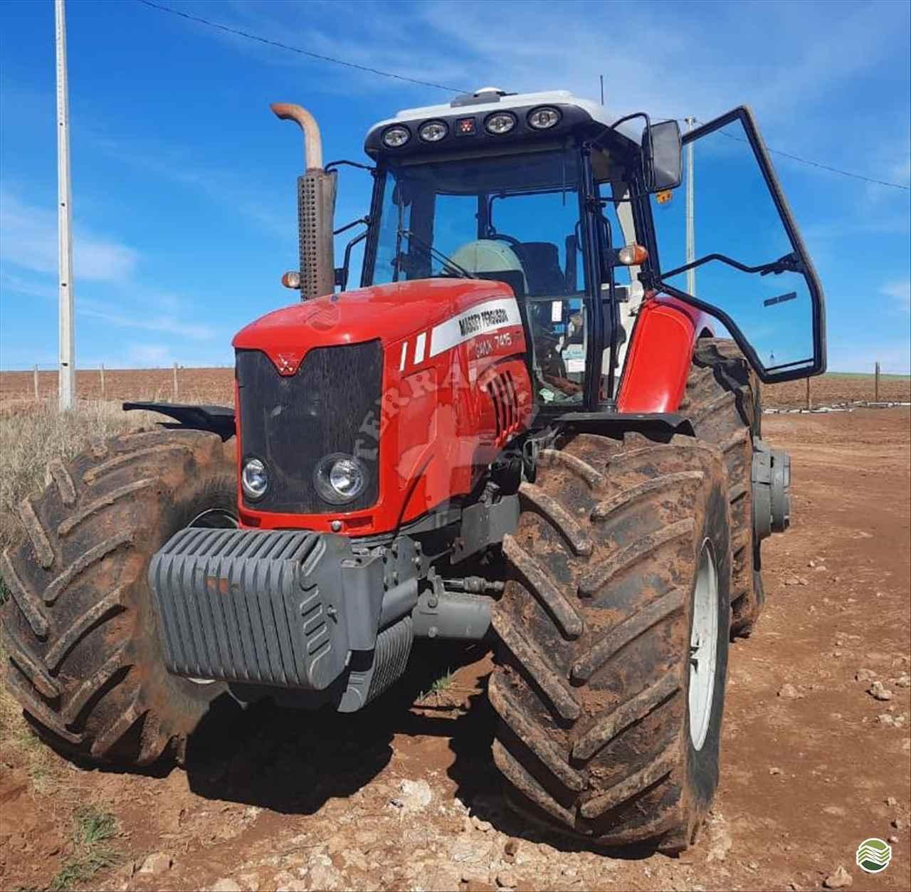 TRATOR MASSEY FERGUSON MF 7150 Tração 4x4 Terra Mais Implementos Agrícolas TOLEDO PARANÁ PR