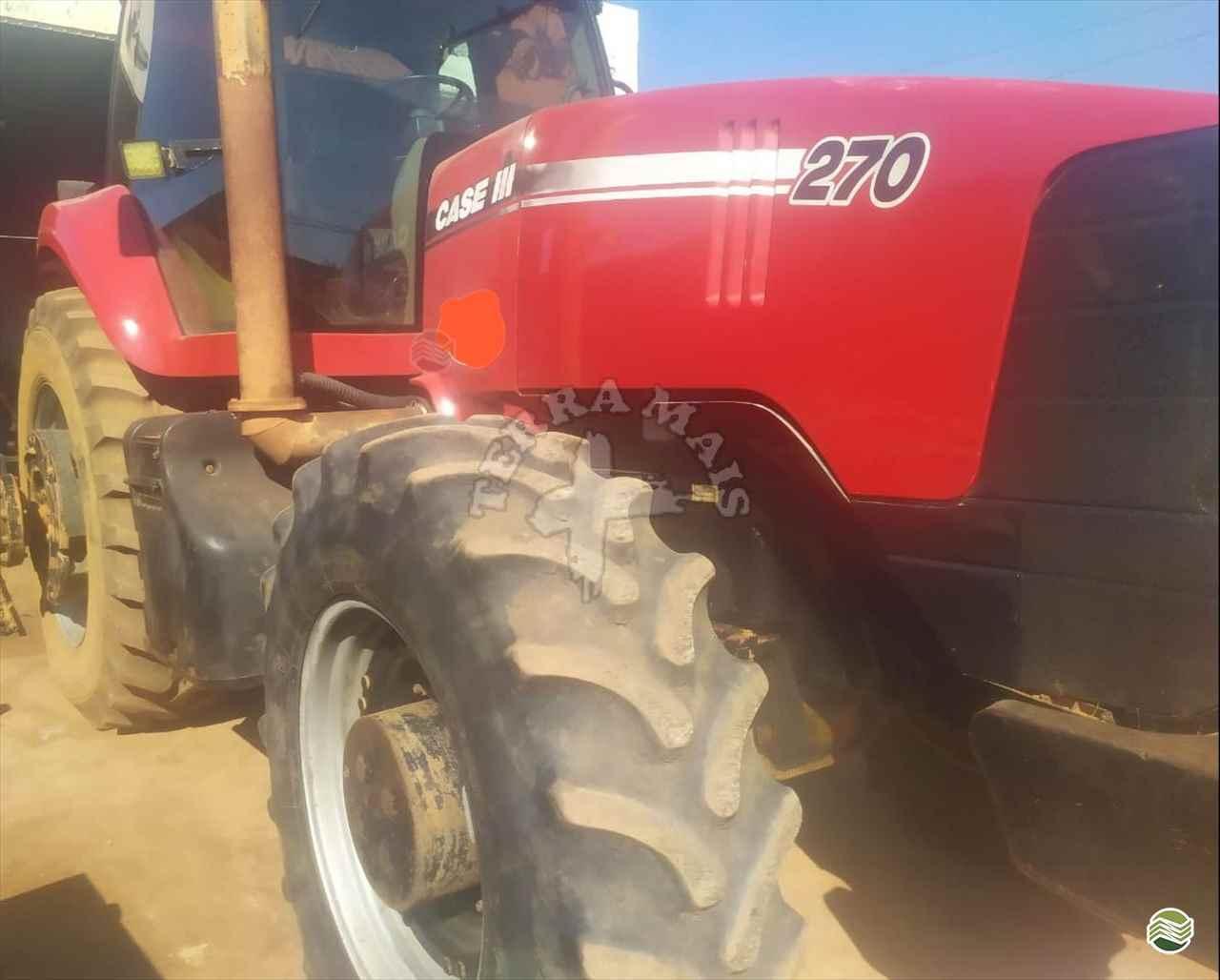 TRATOR CASE CASE MX 270 Tração 4x4 Terra Mais Implementos Agrícolas TOLEDO PARANÁ PR