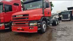 SCANIA SCANIA 114 360  1999/1999 Indio Bandeira Caminhões