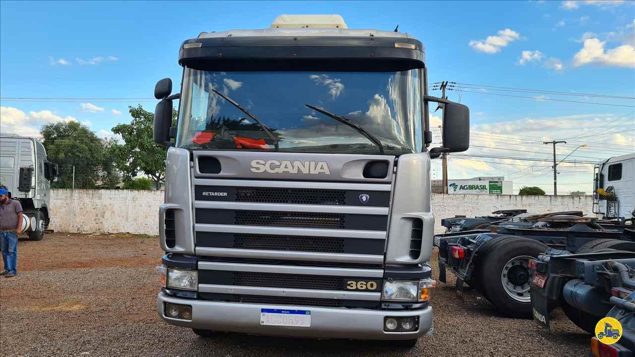 SCANIA SCANIA 380  2001/2001 Indio Bandeira Caminhões