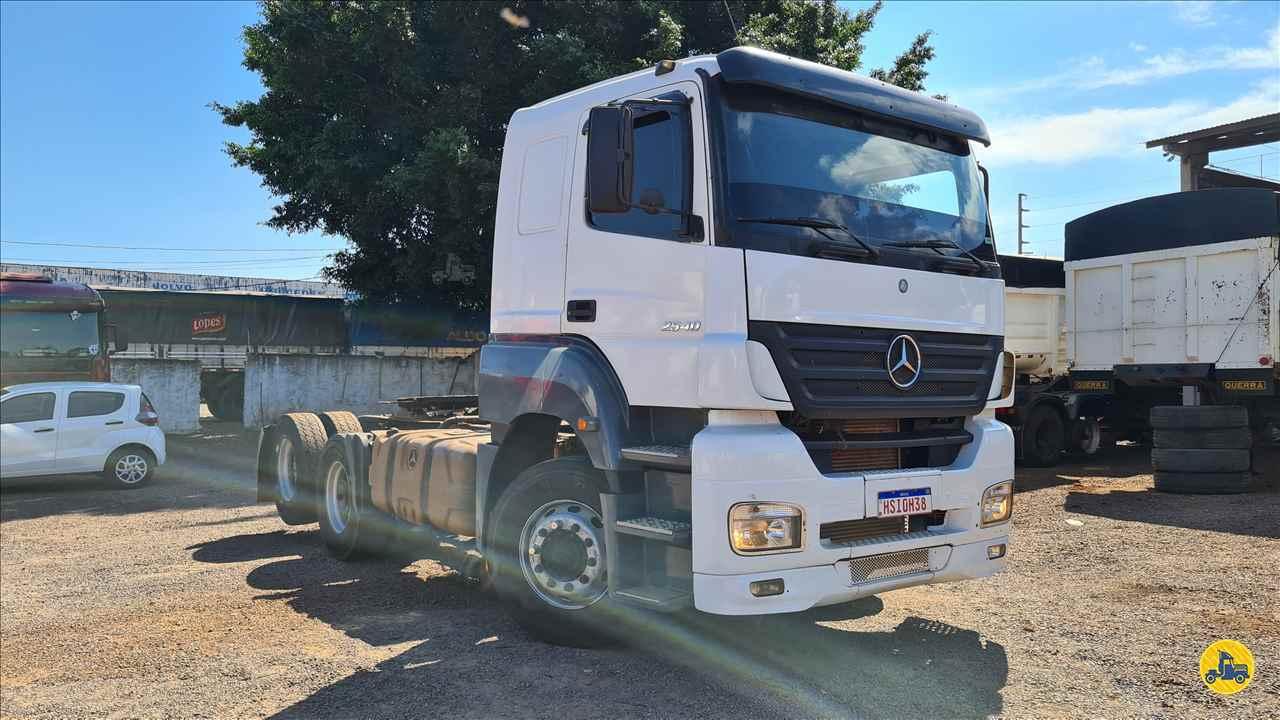 CAMINHAO MERCEDES-BENZ MB 2540 Cavalo Mecânico Truck 6x2 Indio Bandeira Caminhões CAMPO MOURAO PARANÁ PR