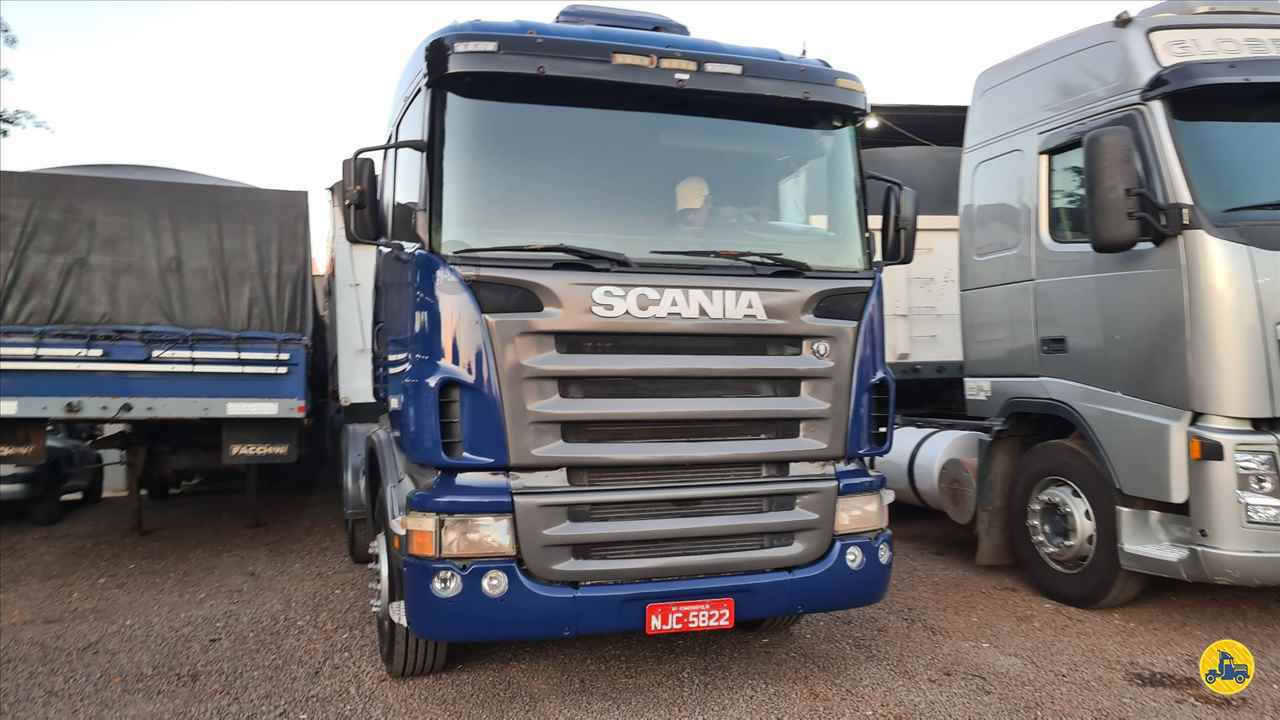 CAMINHAO SCANIA SCANIA 380 Cavalo Mecânico Truck 6x2 Indio Bandeira Caminhões CAMPO MOURAO PARANÁ PR