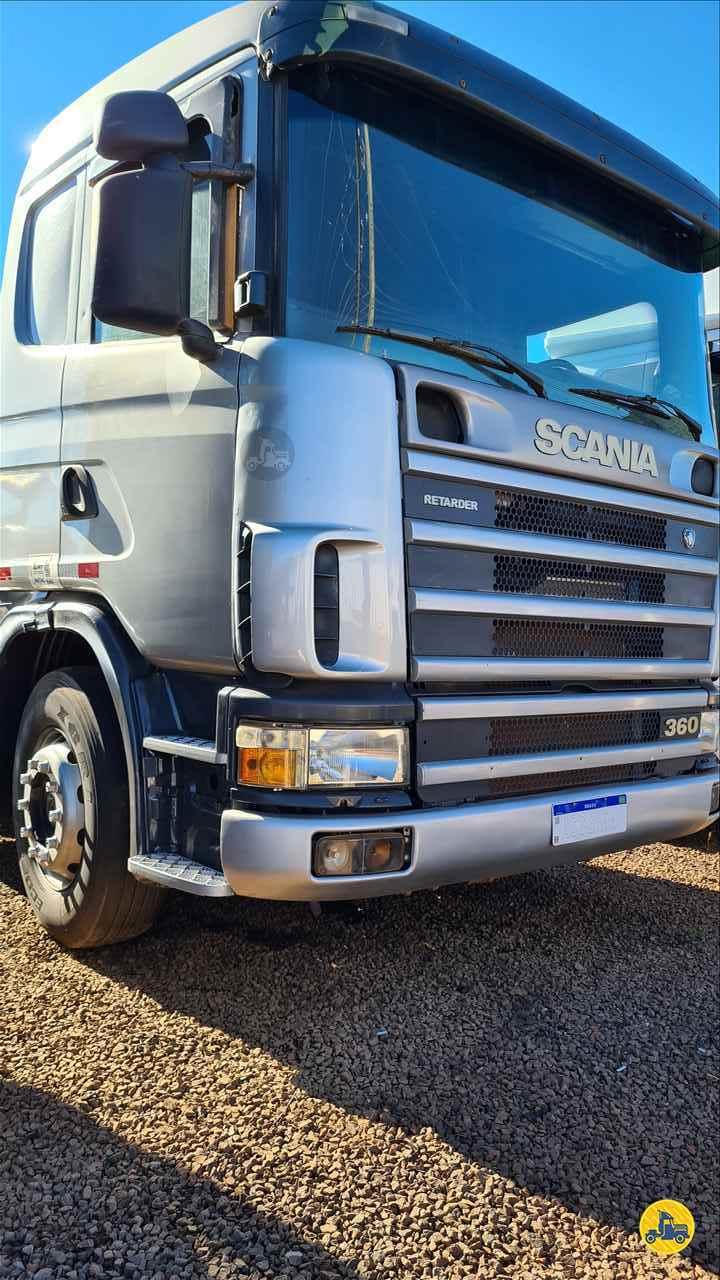 CAMINHAO SCANIA SCANIA 124 360 Cavalo Mecânico Truck 6x2 Indio Bandeira Caminhões CAMPO MOURAO PARANÁ PR