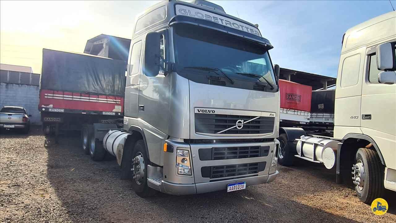 CAMINHAO VOLVO VOLVO FH 440 Cavalo Mecânico Truck 6x2 Indio Bandeira Caminhões CAMPO MOURAO PARANÁ PR