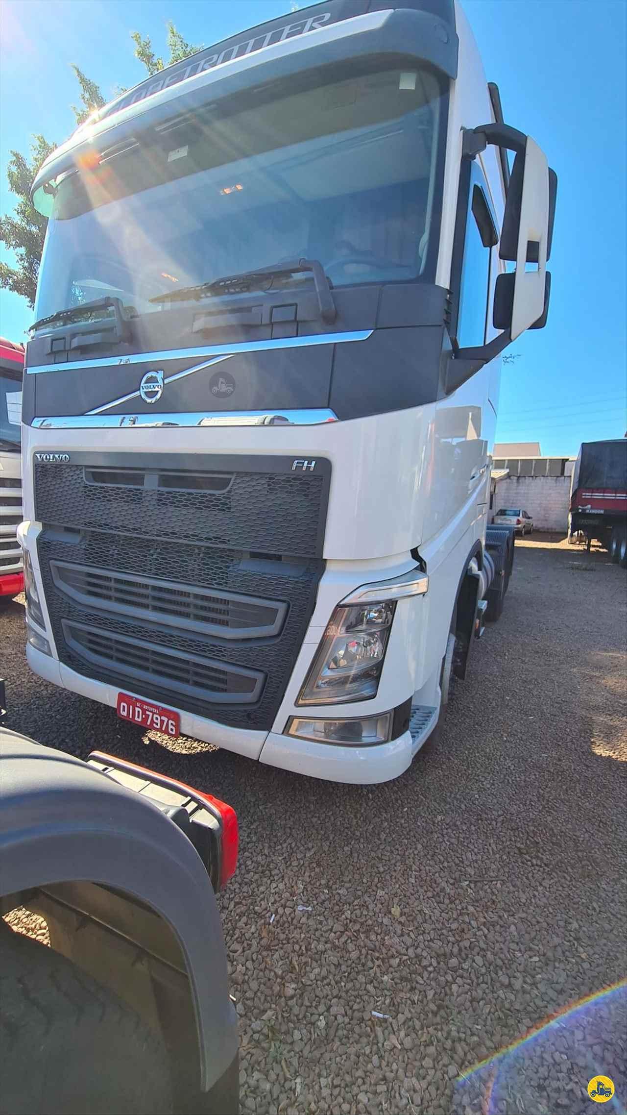 CAMINHAO VOLVO VOLVO FH 500 Cavalo Mecânico Truck 6x2 Indio Bandeira Caminhões CAMPO MOURAO PARANÁ PR