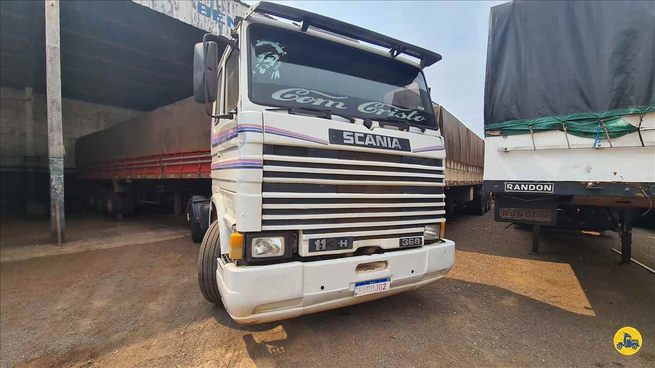 CAMINHAO SCANIA SCANIA 112 330 Cavalo Mecânico Truck 6x2 Indio Bandeira Caminhões CAMPO MOURAO PARANÁ PR